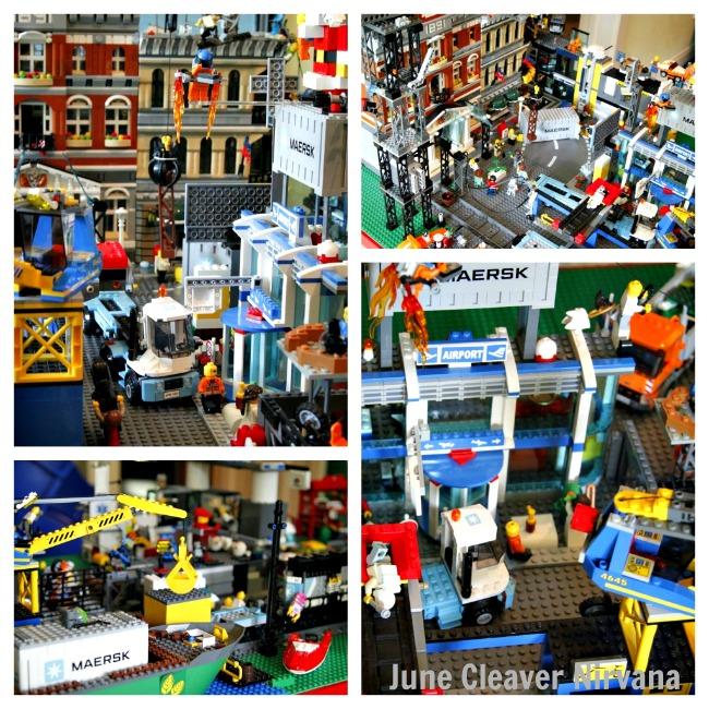 Lego City by Ryan