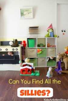 Kids Games: Make Your Own Silly Picture Game