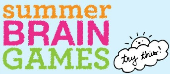 Summer Brain Game logo small