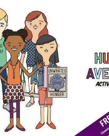 Hunger Avengers Booklet FREE
