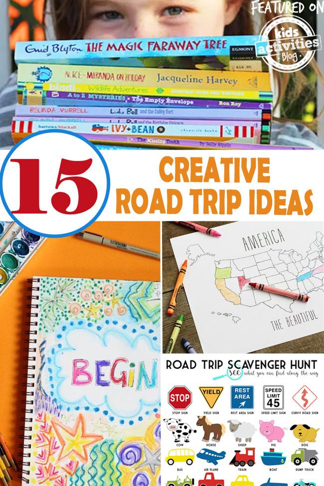 creative road trip ideas 1