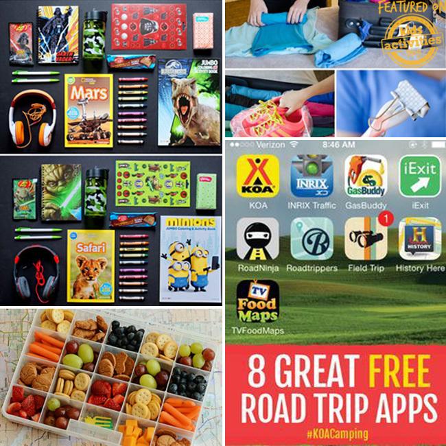 creative road trip ideas 4