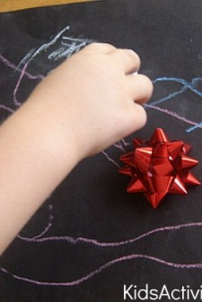 Craft for Kids: 4th of July Fireworks