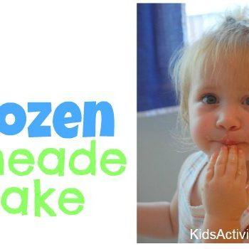 frozen limeade cake