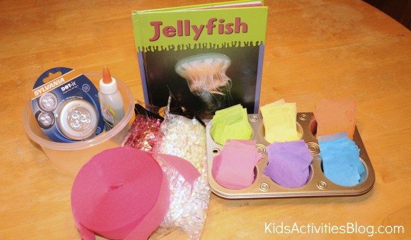 jellyfish lamp supplies