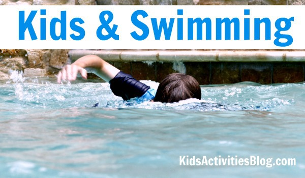 kids and swimming