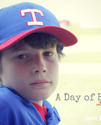 live positively a day of baseball