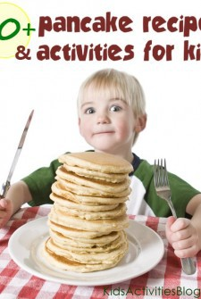 Pig and Pancake – 20 Recipes and Activities for Kids