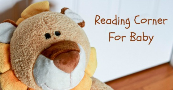 Books for Baby: Setting up a Reading Corner