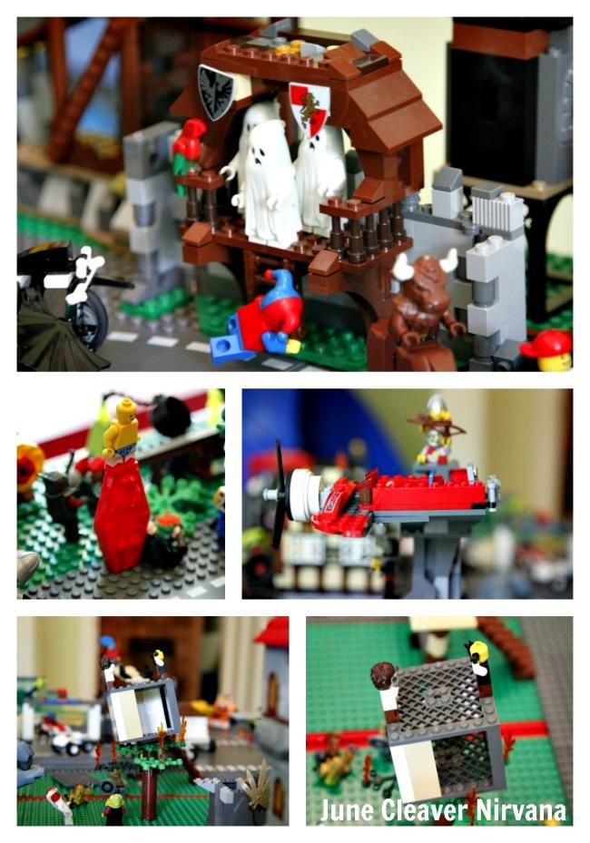 lego kingdom by reid