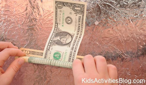 rolling money