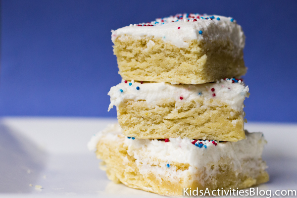 4th of july dessert recipe sugar cookie bars