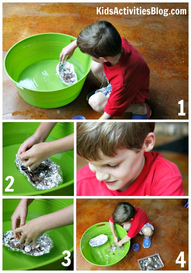 buoyancy experiment for kids 2