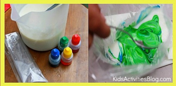 how to make edible ink