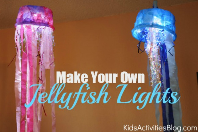 Make Your Own Jellyfish Lights