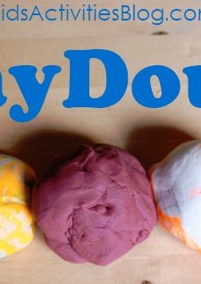 More Play Dough Ideas