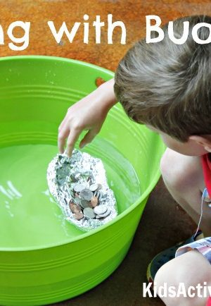 buoyancy experiment for kids