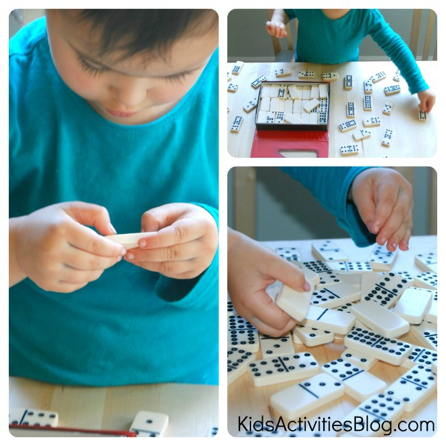 preschool-math-learing-with-dominoes-collage-1