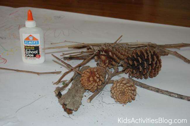 supplies for bird nests