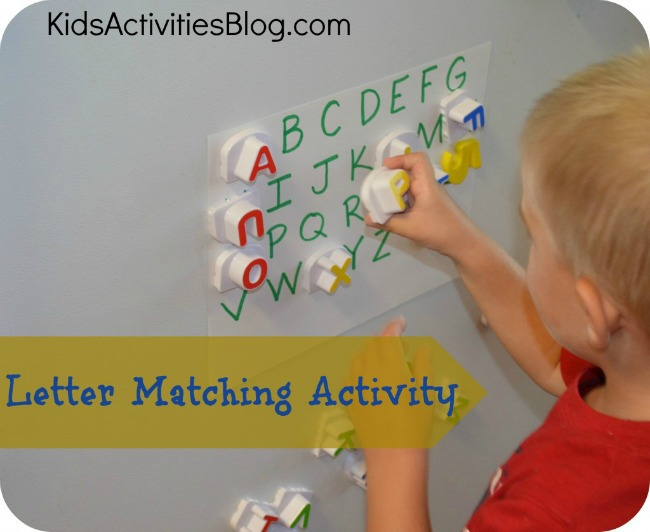 Letter-Matching-Activity