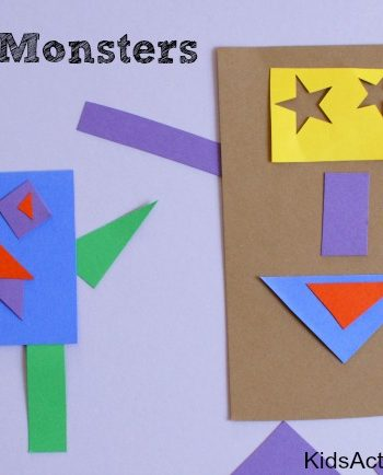 Shape Monsters