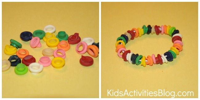 balloon bracelet collage