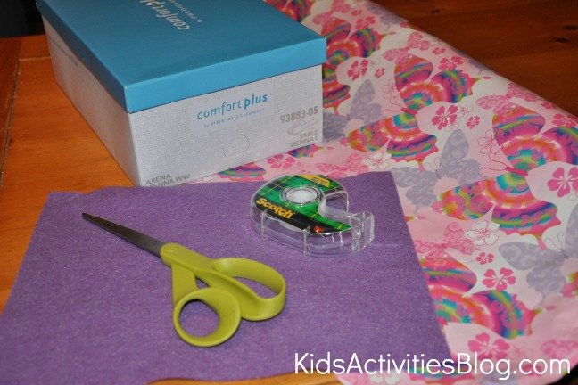 early learning mystery box supplies