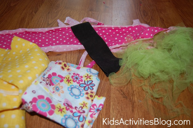 fabrics for tutu