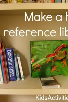 home reference library