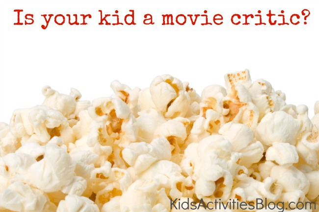 kid movie critic