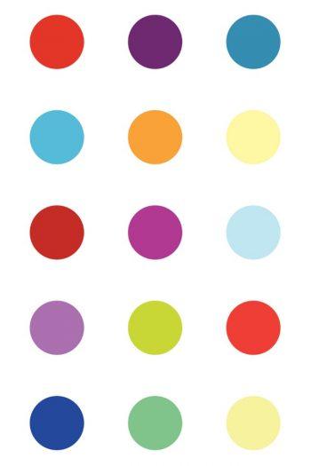 math for kids polka dots