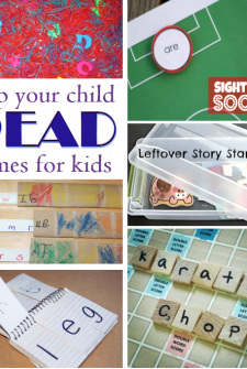10 Reading Games for Kids to Make Learning Fun!