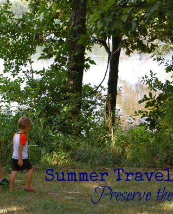 summer travel memories