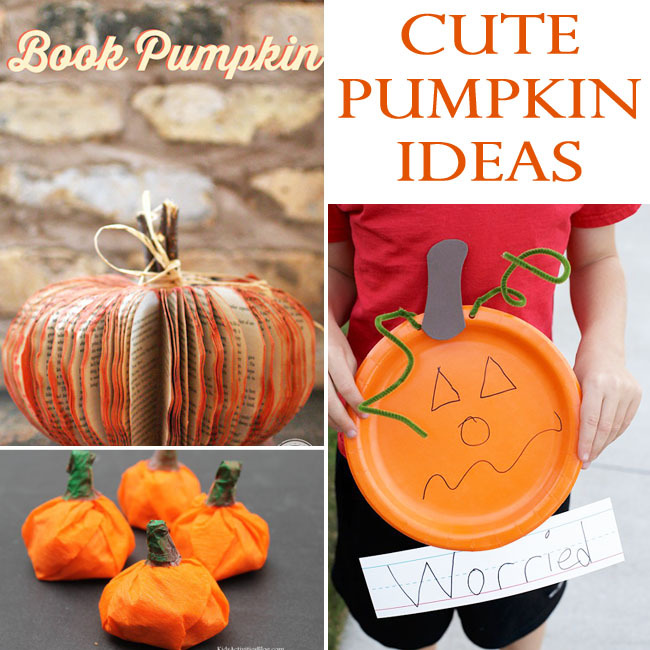 17 Creative Ways to Craft and Decorate Pumpkins!