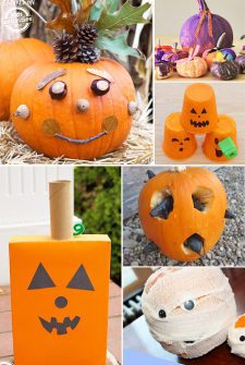 17 Creative Ways to Decorate Pumpkins!