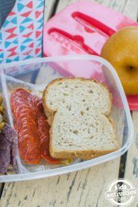 fun ideas for school lunch