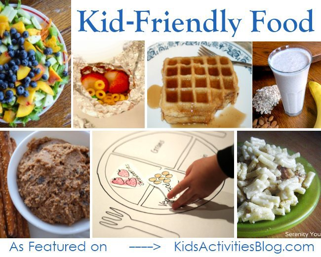 kid friendly food ideas
