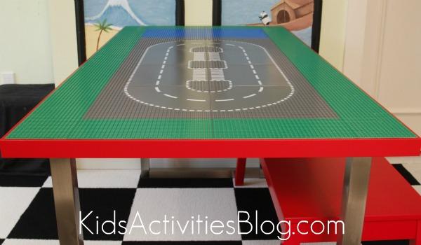 Lego Table Top For Older Kids