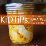 orange vinegar cleaner