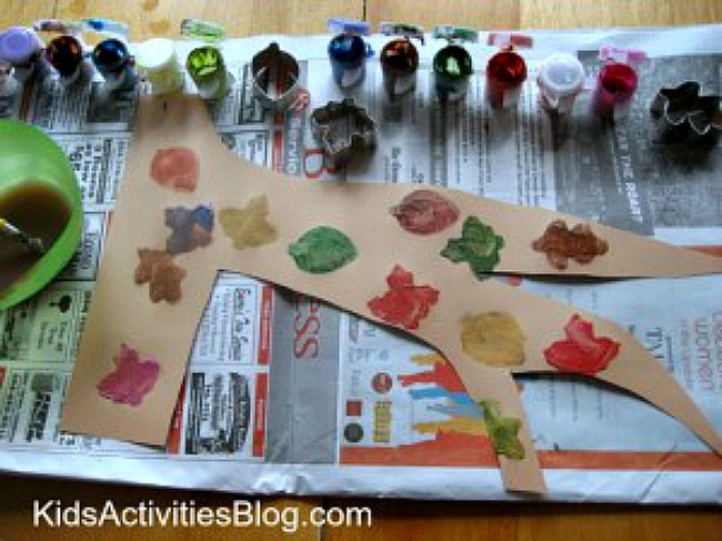 Some of My Guest Posts from Other Sites for September- Stencil Painting