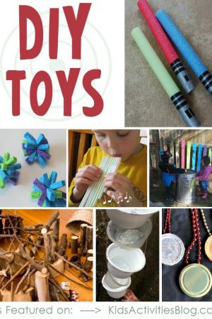 DIY Toys - great for the kids to make their friends for Christmas.