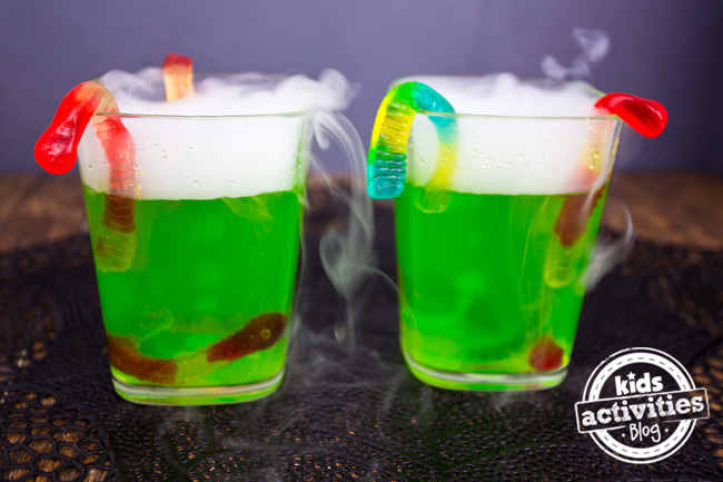 Spooky Alcoholic Drinks