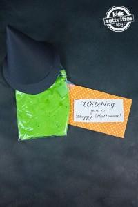 Halloween No-Candy Treat