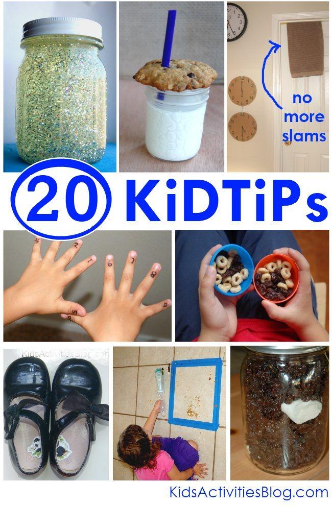 20 Kid Tips