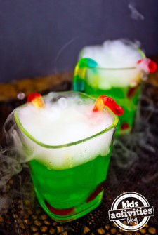{Halloween Party Drink} Fog Drinks