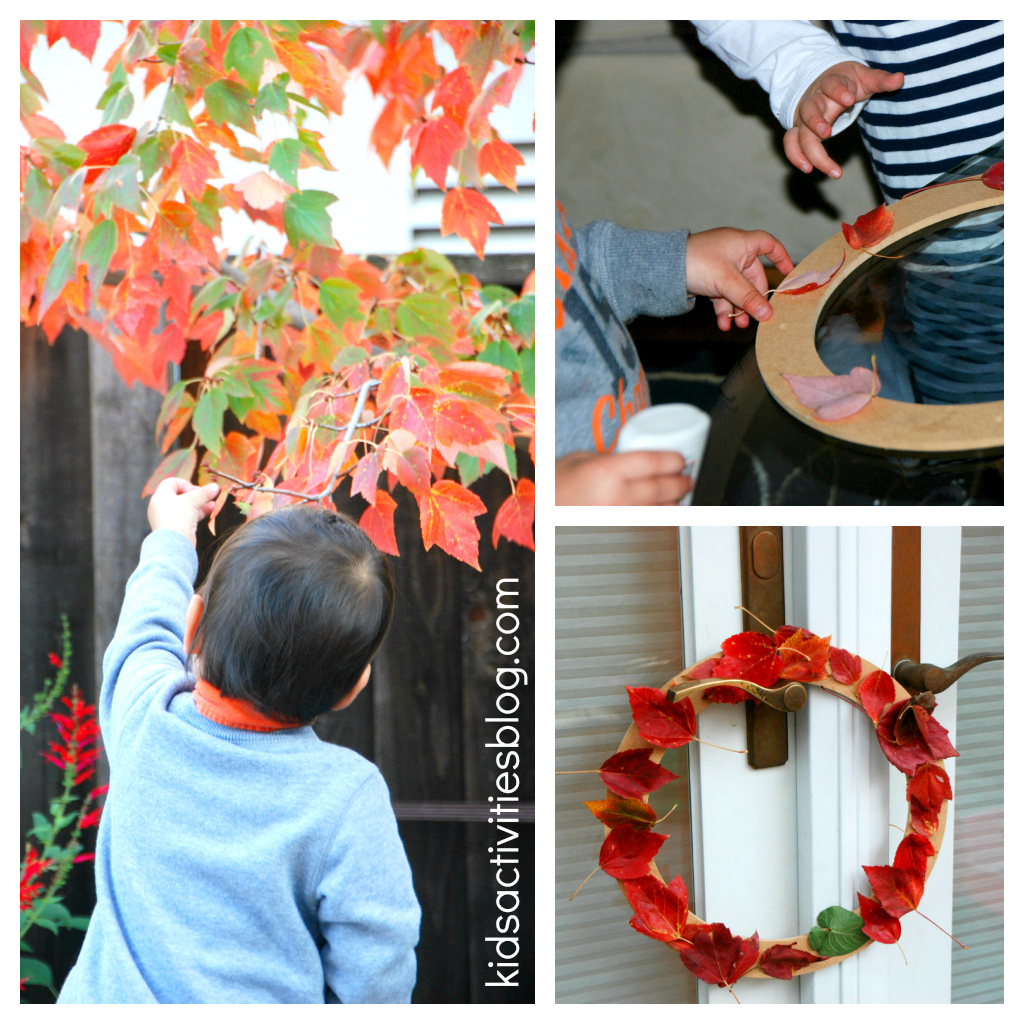 Thanksgiving Activity for Toddlers