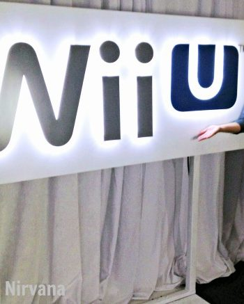 Wii U and Holly Homer