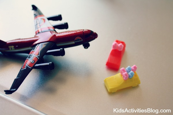 """airplane travel"" math game for kids"