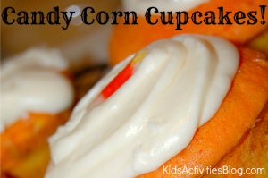 candy corn recipe