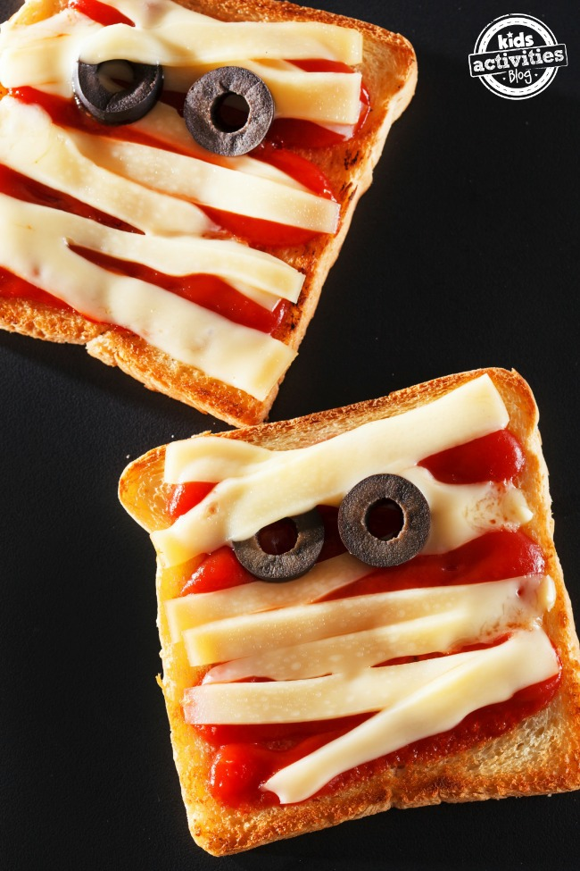 4 Halloween food and snack ideas